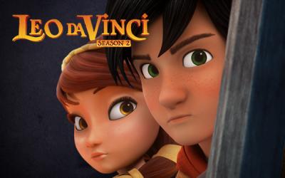 Deal Inked for Leo Da Vinci Season 2