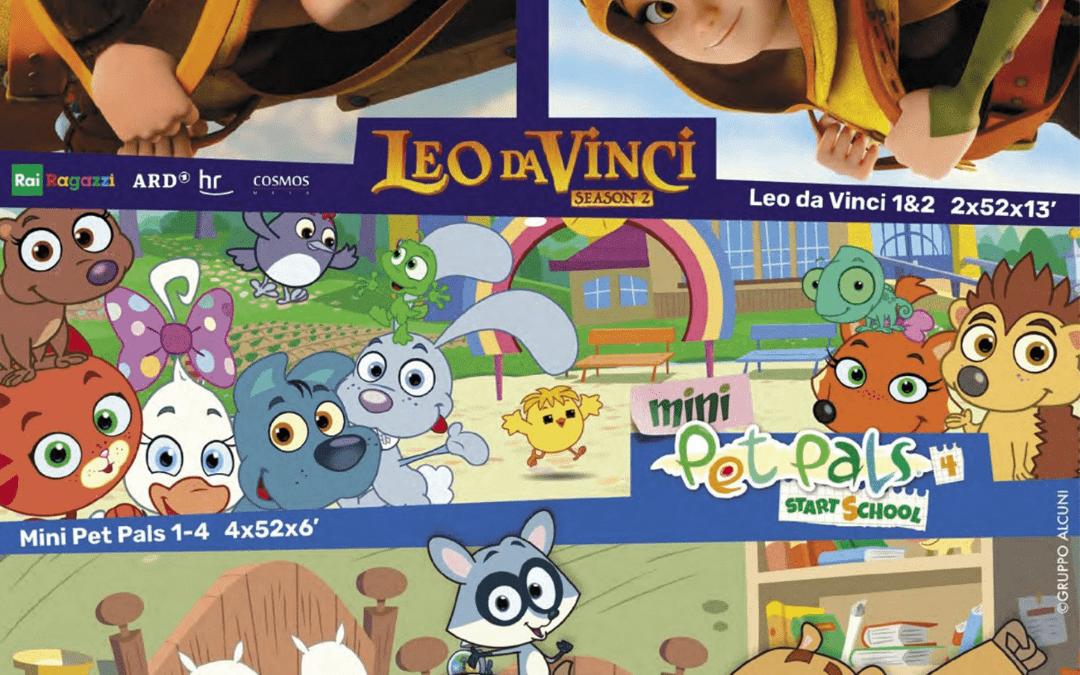 MIA Market 2021: Gruppo Alcuni's CEO Kicks off MIA New Animation Section